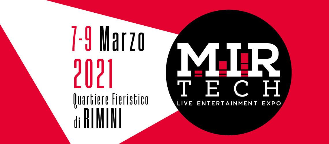 MIR Tech a Rimini Fiera