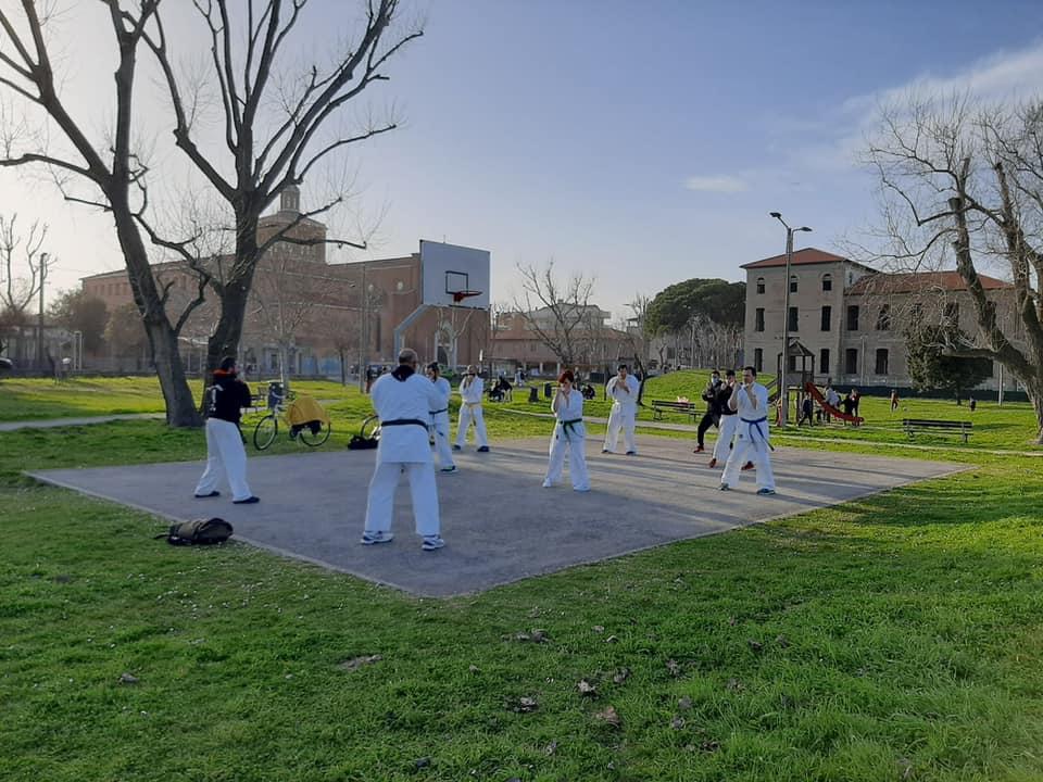 Murri open space -Urban sport activity e weekend