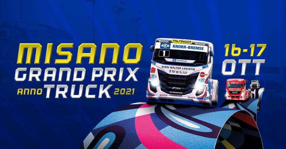 Misano World Circuit: Grand Prix Truck