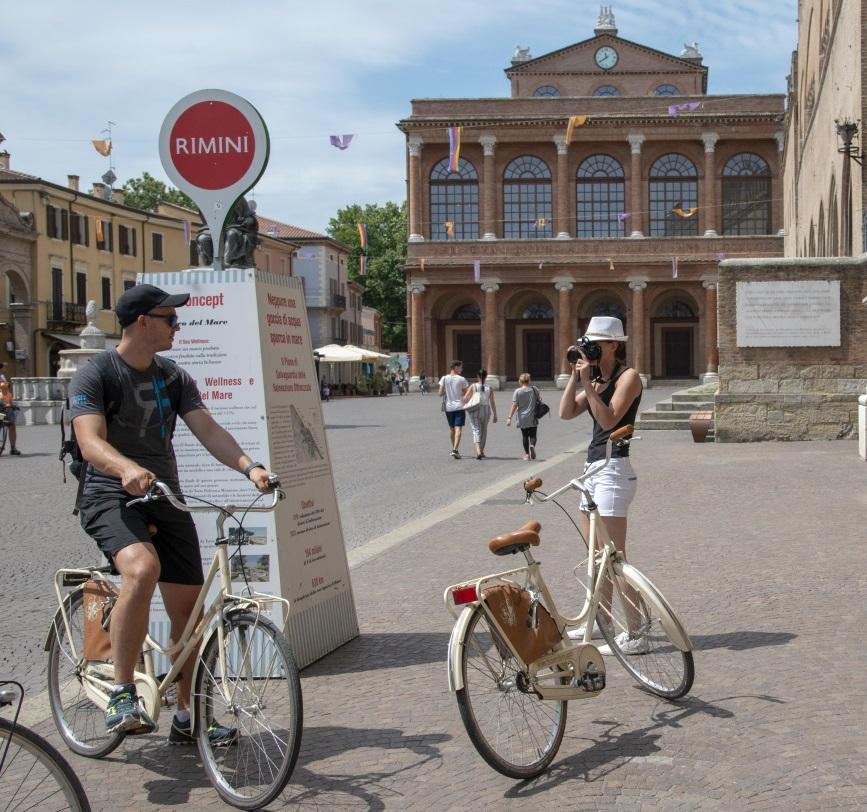 bicipolitana a Rimini