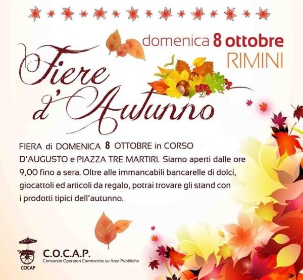 Fiera d'Autunno - Autumn fair