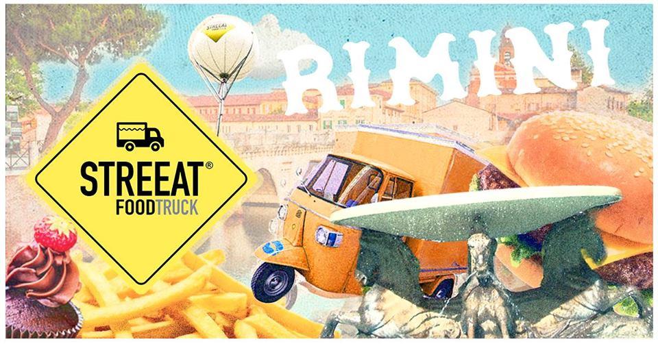 Streeat Food Truck Festival a Rimini