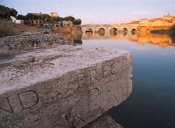 Arte e Cultura - Ponte di Tiberio