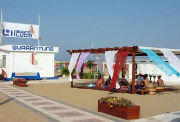 Bagno 41 Lucio (southerly) - Marina Lido | Rimini turismo