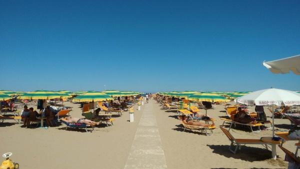 Bagno 40 Matteo (southerly) - Marina Lido | Rimini turismo