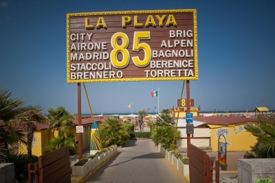 Bagno 85 La Playa - Bellariva Rimini