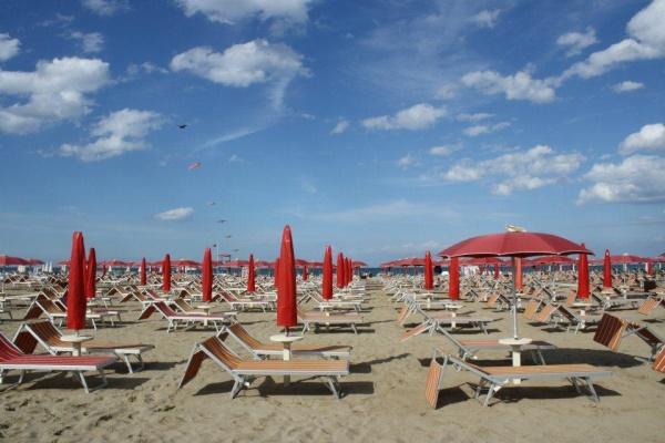 Bagno 47 48 sud basilico le spiagge rimini turismo