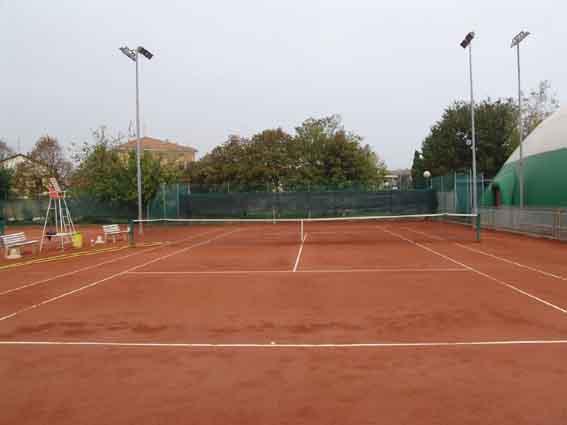 Alba Adriatica sport centre