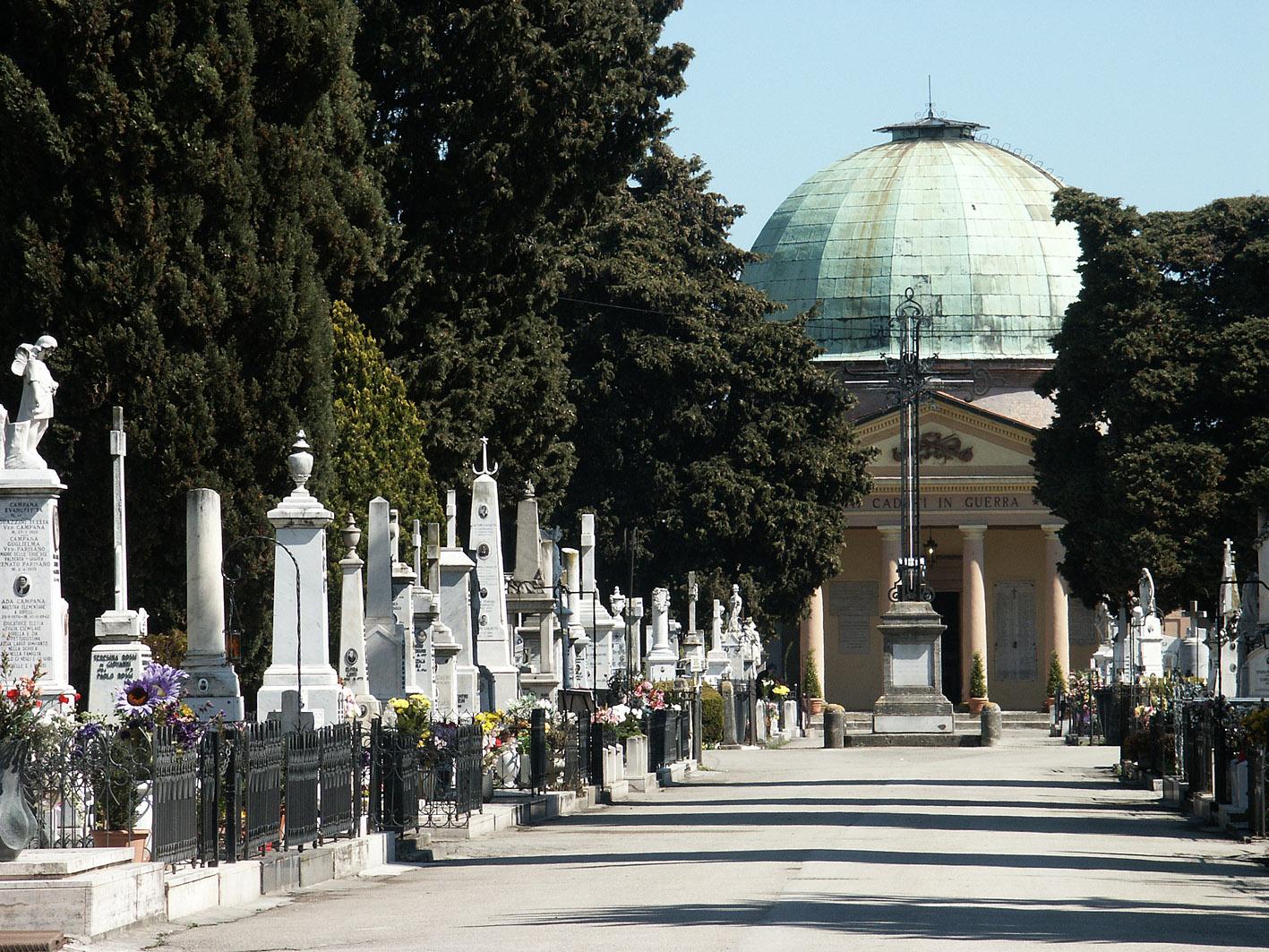 Rimini Monumental Cemetry