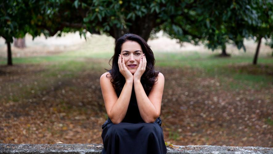 Claudia Berti pianoforte. Light and Shade