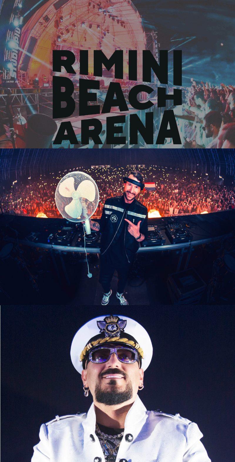 Clone of Rimini Beach Arena: Don Diablo e Gigi D'Agostino
