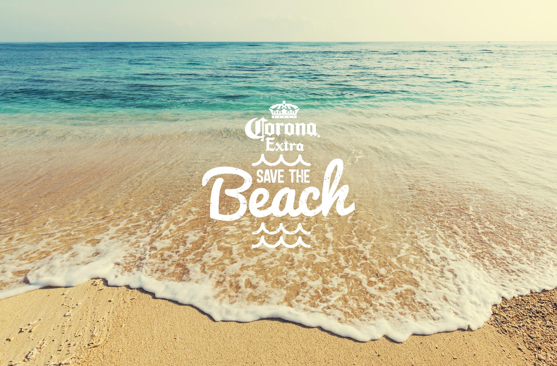 Save the beach