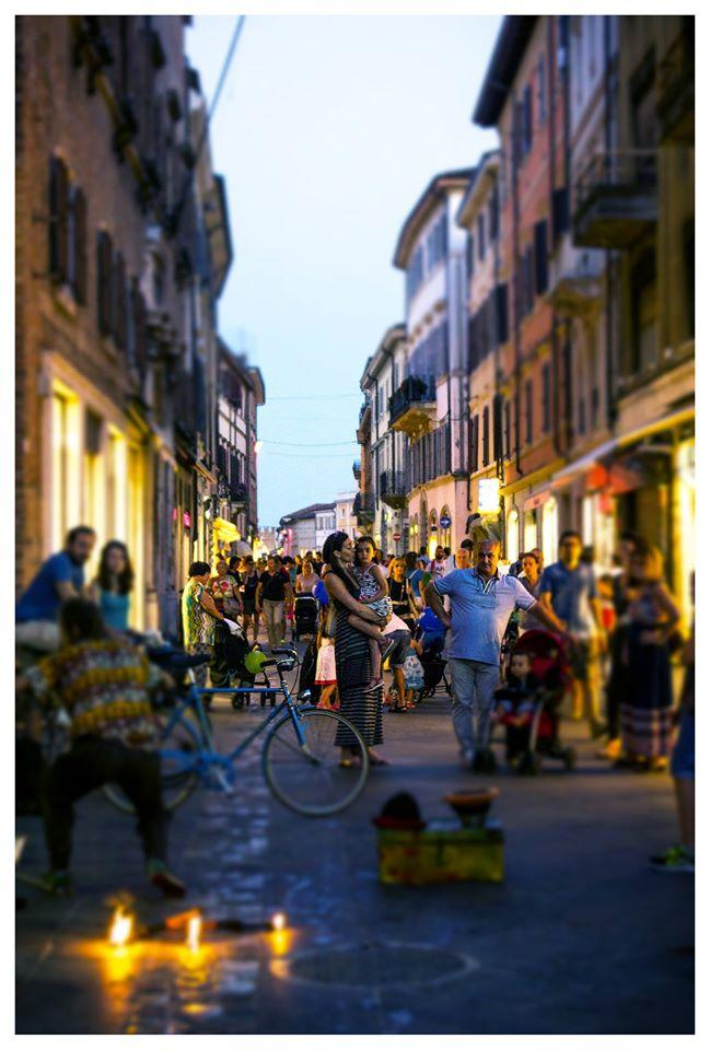 Shopping in Corso d'Augusto - Rimini