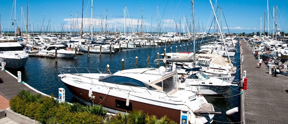 tourist harbour - Marina di Rimini