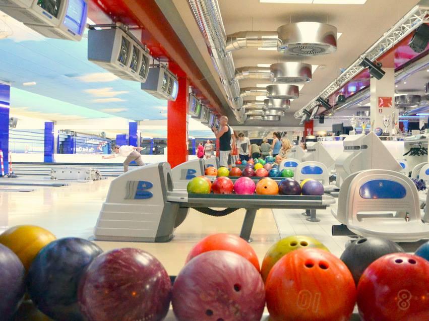 Disco Bowling Miramare