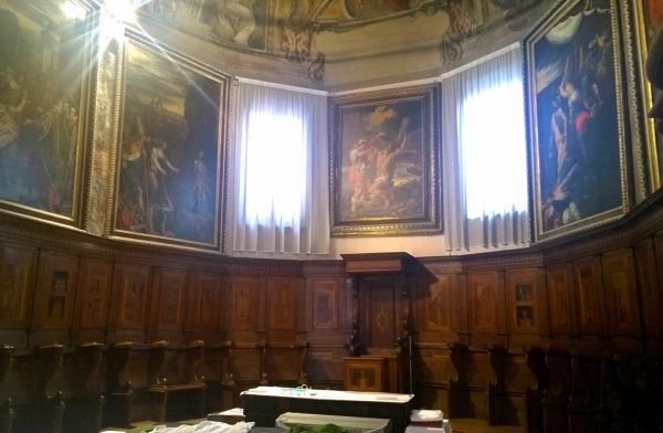 Chiesa di Santa Rita a Rimini - foto di Irene d'Angelo