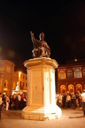 Notturno d'Arte - visita guidata in Rimini centro storico