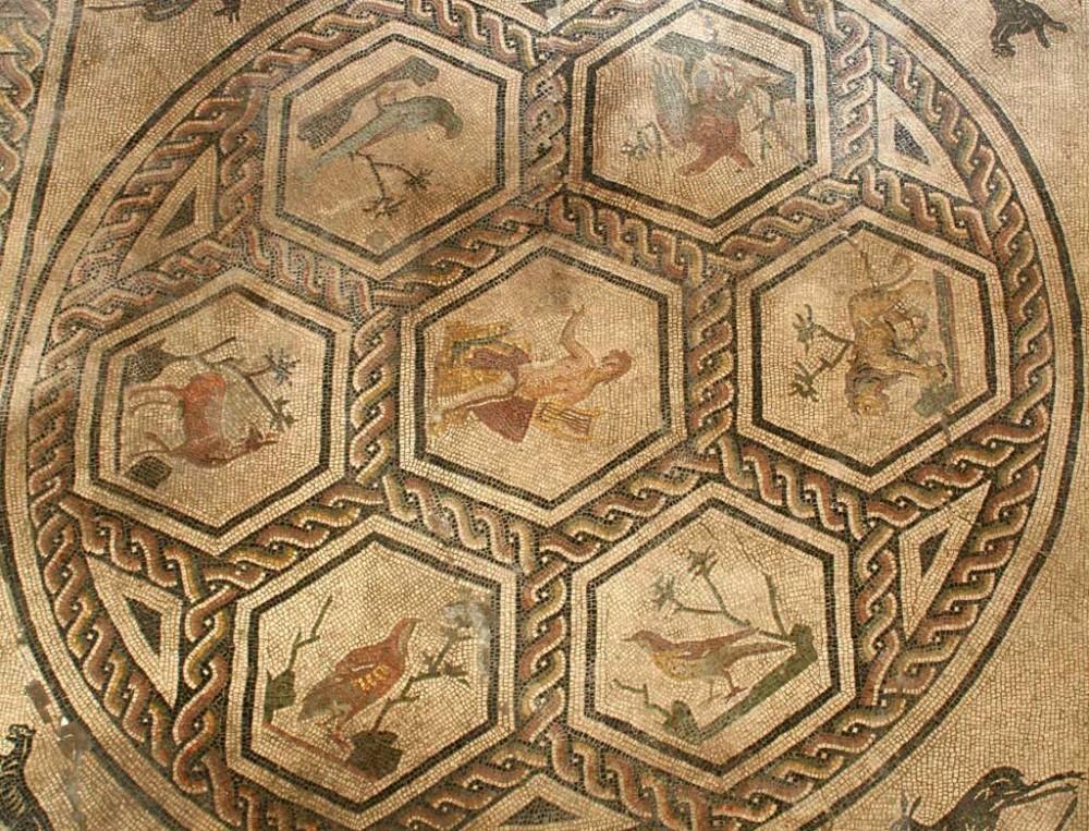 Mosaico Domus del Chirurgo - Rimini
