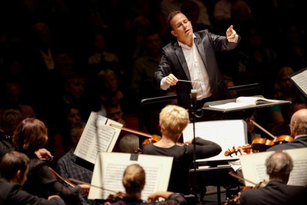 Rotterdam Philarmonic Orchestra diretto da Yannik Nézet-Séguin