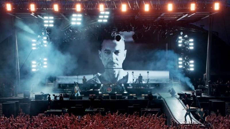Cinema Multiplex Le Befane: Depeche Mode - Spirits in the Forest