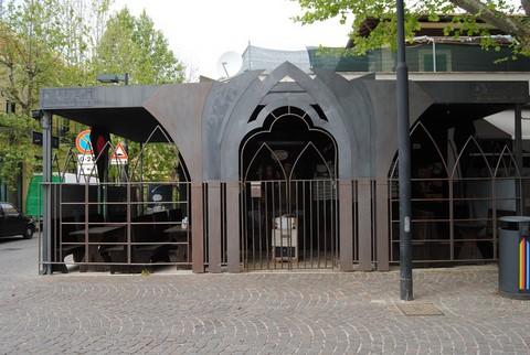 esterno del pub