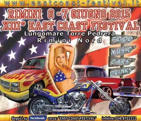 Locandina East Coast Festival