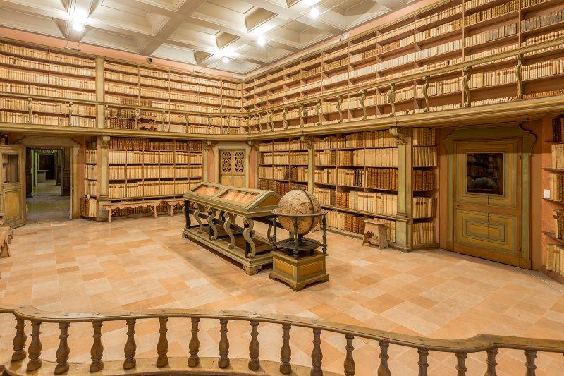Le visite guidate gratuite alla Biblioteca Gambalunga