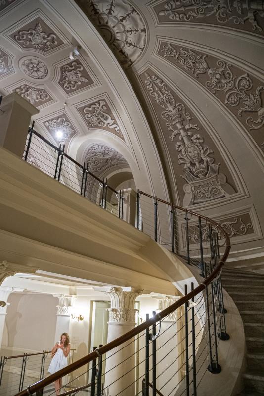 Teatro Galli interno - ph Morosetti