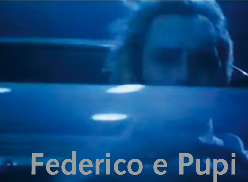 Fotogrammi da Toby Dammit di Fellini