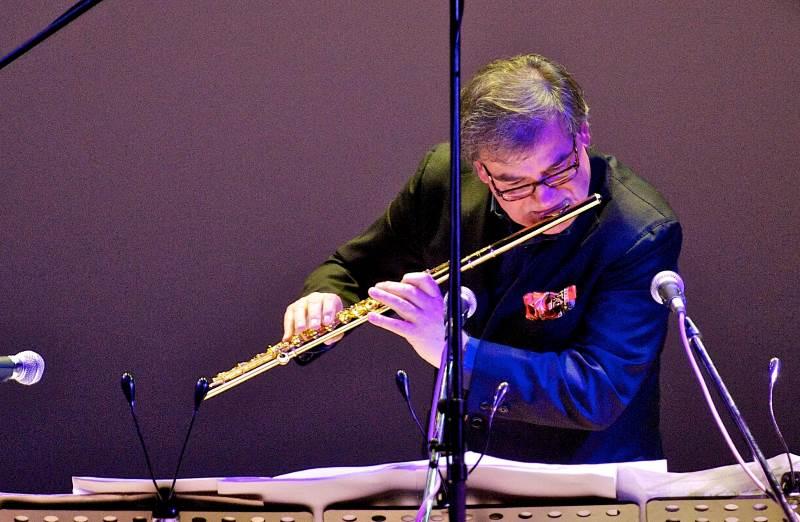 The flute experience - Roberto Fabbriciani