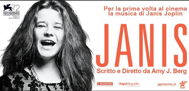 Janis - docufilm su Janis Joplin