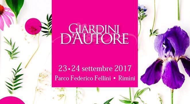 Giardini d'Autore - Autumn edition 2017