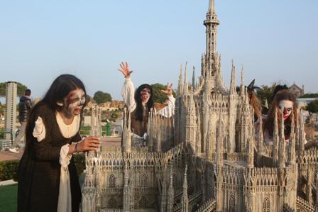 halloween a Italia in Miniatura 2019