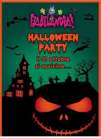 Halloween a Fiabilandia 2019