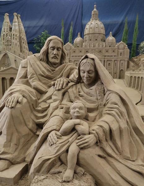 Sand Crib in Rimini Marina Centro 2017