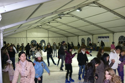 Rimini Ice Village - Indoor ice skating rink