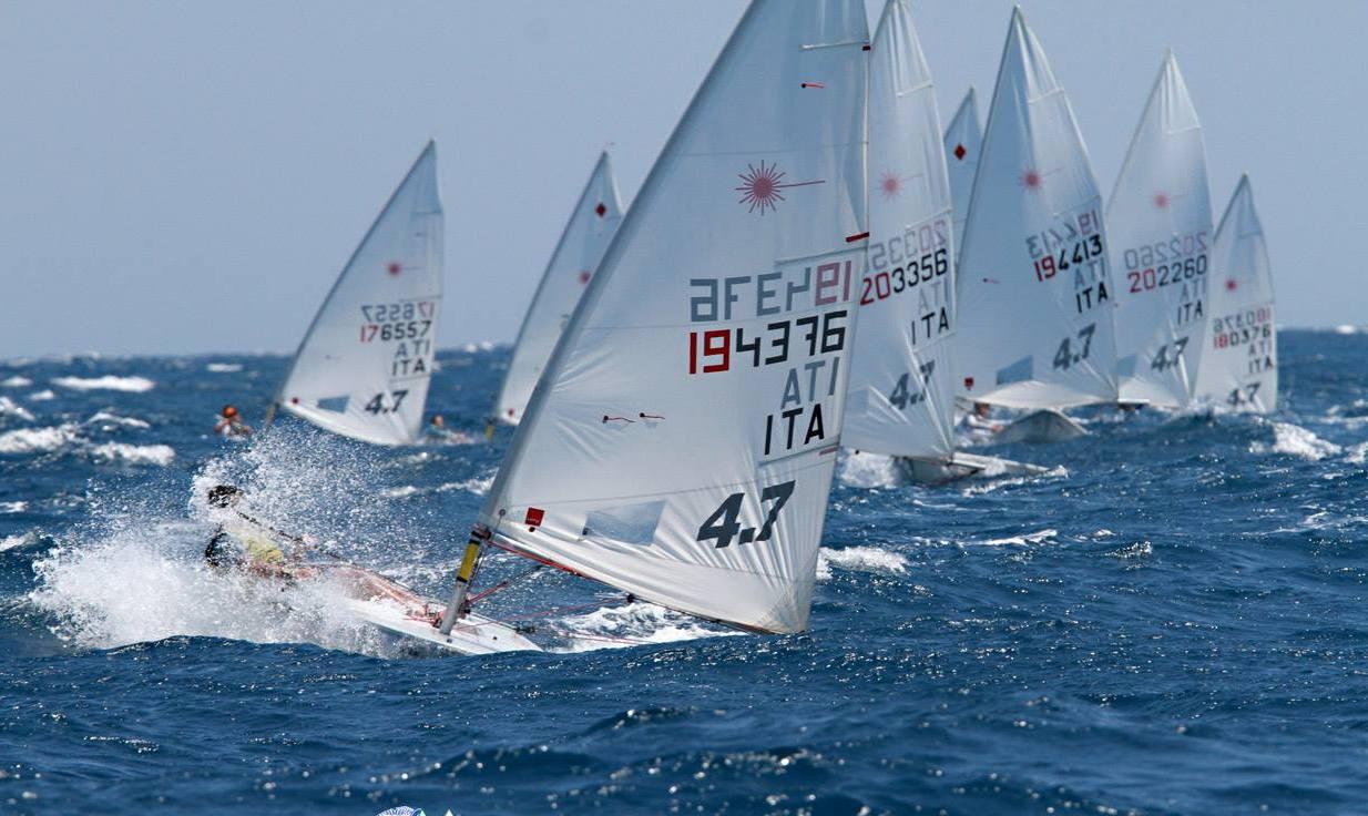 Regata Classe Laser - foto Andrea Pisapia/SeaAndSail.it
