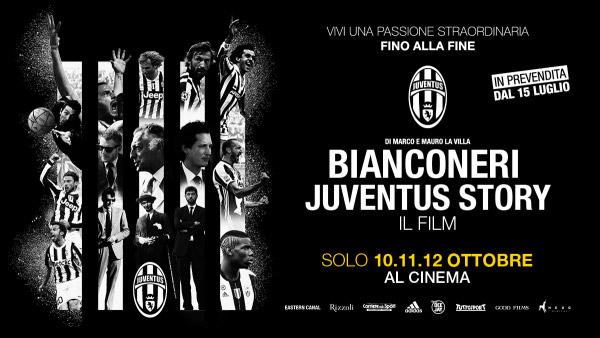 Bianconeri Juventus Story al cinema