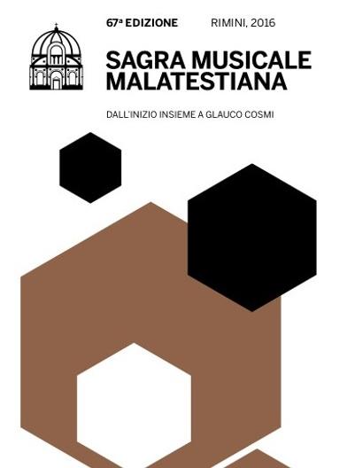 Sagra Musicale Malatestiana 2016