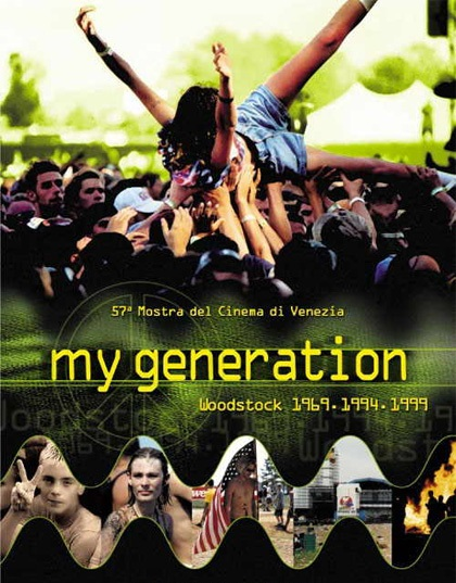 Locandina del film 'My Generation' di David Batty