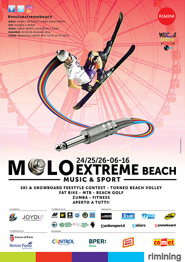 Molo Extreme Beach