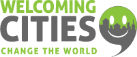 Logo Welcoming Cities