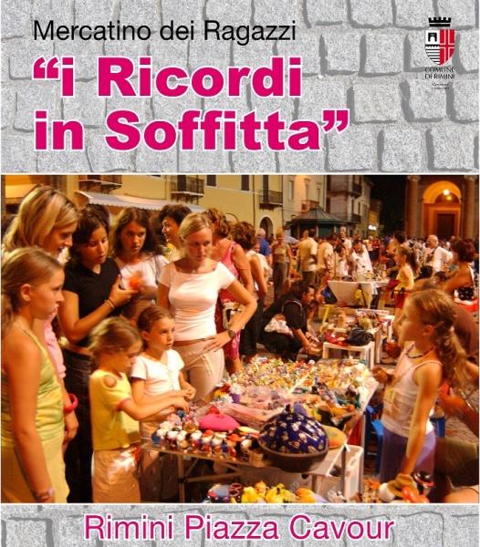 Locandina 'I ricordi in soffitta'