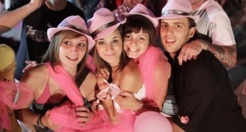notte rosa a Marina Centro