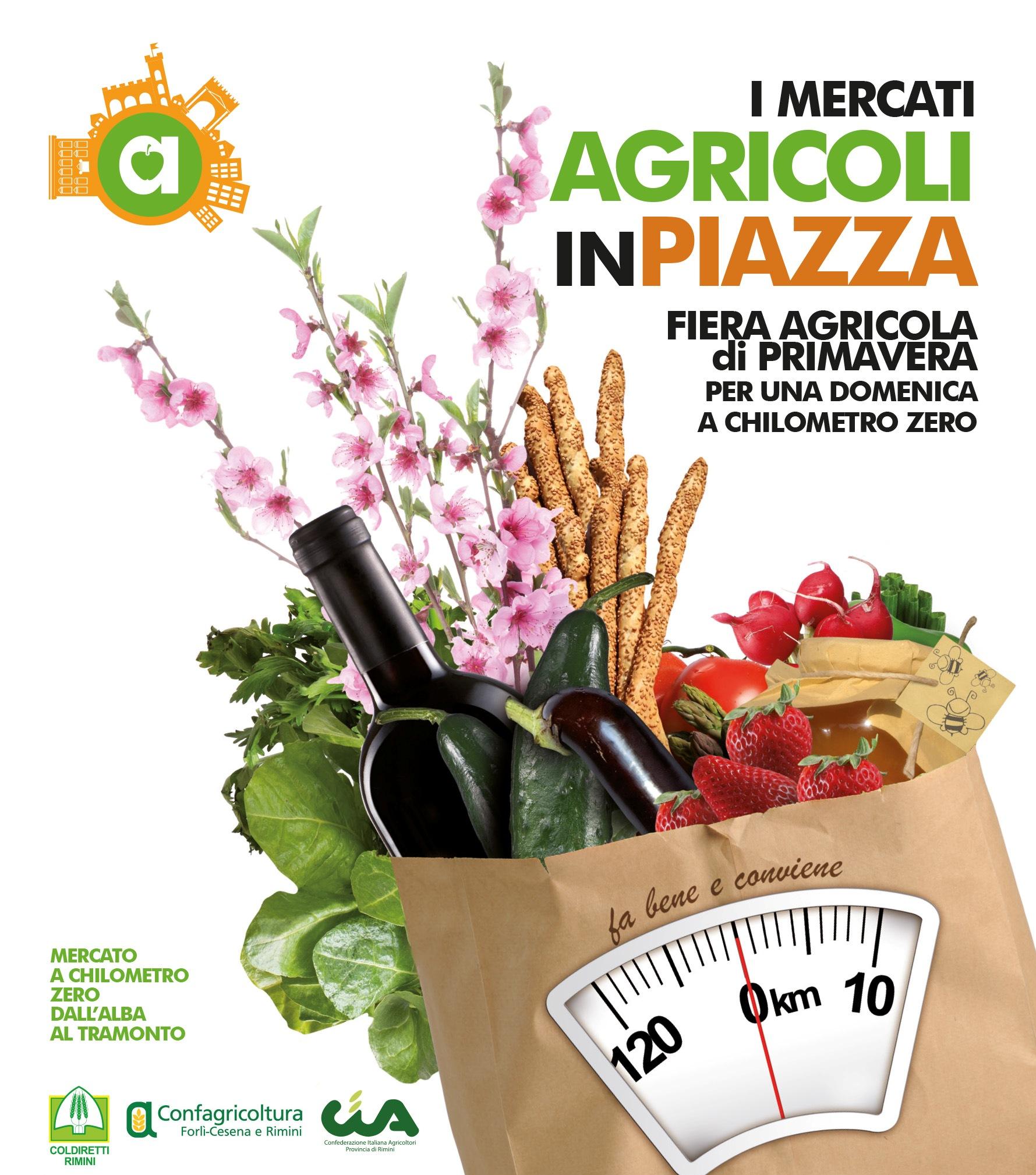 Mercati Agricoli in Piazza - Rimini