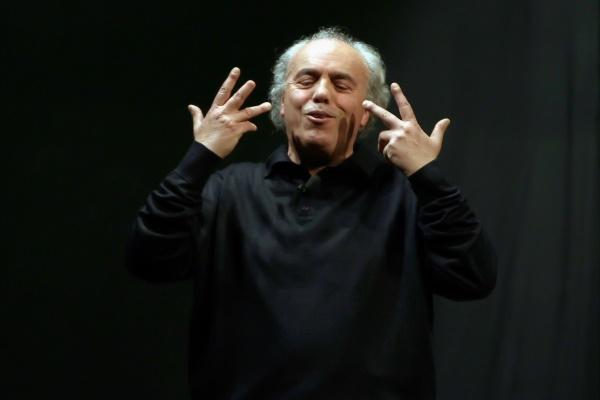 Mario Pirovano - Mistero Buffo