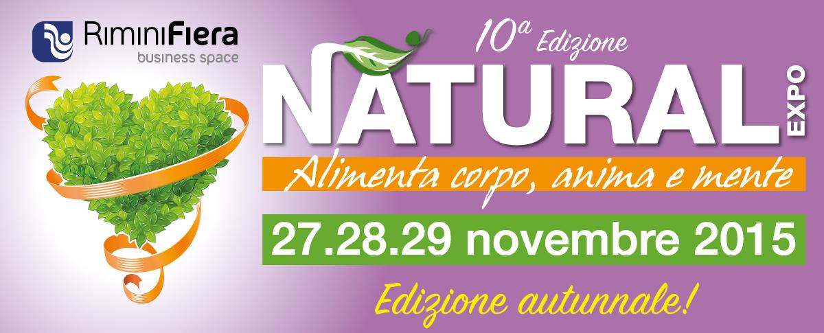 Natural Expo a Rimini 2015