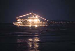 Trips by boat