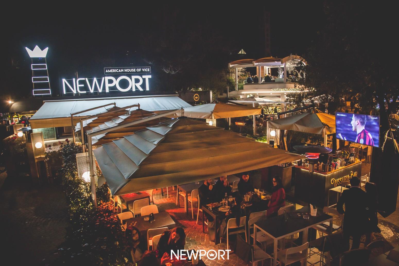 Newport Show restaurant & Disco