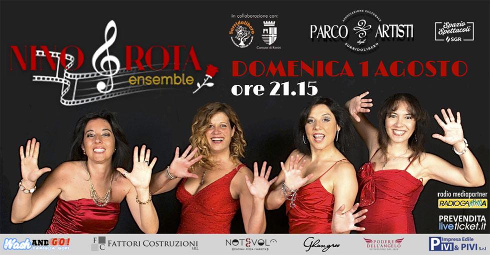Nino Rota Ensamble in concerto
